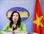 Việt Nam mong muốn tình hình Hong Kong sớm được ổn định