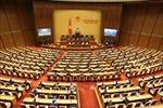 Năm 2021, Quốc hội tiến hành giám sát tối cao nhiều nội dung