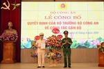 Đại tá Nguyễn Ngọc Lâm được bổ nhiệm làm Giám đốc Công an tỉnh Quảng Ninh