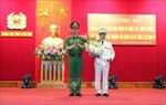 Đại tá Đặng Hồng Đức giữ chức vụ Giám đốc Công an tỉnh Yên Bái