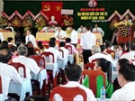 Kinh nghiệm từ tổ chức đại hội đảng cấp cơ sở tại Vĩnh Long