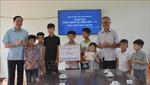 Thăm, tặng quà trẻ em có hoàn cảnh khó khăn tại Lạng Sơn