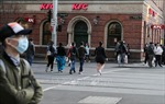 Australia ghi nhận 21.000 ca mắc, 314 ca tử vong do COVID-19