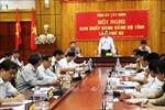 Tây Ninh: Tập trung chỉ đạo tổ chức thành công đại hội đảng bộ các cấp
