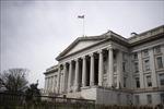 Mỹ thâm hụt ngân sách tới 864 tỷ USD trong tháng 6