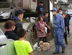 Nhật Bản hỗ trợ khẩn cấp cho các khu vực bị thiệt hại bởi mưa lũ
