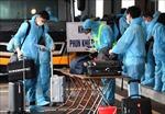 Đoàn Văn Hậu về nước an toàn qua sân bay Vân Đồn