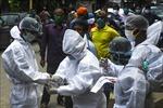 Số ca nhiễm virus SARS-CoV-2 tại Ấn Độ vượt 1,9 triệu