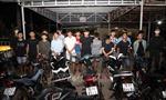 17 thanh thiếu niên tụ tập, chạy xe tốc độ cao giữa mùa dịch COVID-19