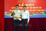 Bí quyết giành HCV Olympic Hóa học quốc tế của chàng trai xứ Nghệ