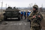 Ukraine đề cao các thỏa thuận Minsk trong giải quyết xung đột tại miền Đông