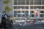 Mỹ bắt giữ trên 100 người liên quan vụ cướp phá ở trung tâm Chicago