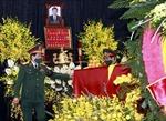 Đoàn Quân uỷ Trung ương và Bộ Quốc phòng viếng nguyên Tổng Bí thư Lê Khả Phiêu