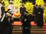 Đoàn Quốc hội viếng nguyên Tổng Bí thư Lê Khả Phiêu