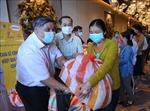 Đà Nẵng trao quà hỗ trợ lao động ngành du lịch gặp khó khăn do dịch COVID-19