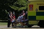 Số ca nhiễm SARS-CoV-2 tại Anh giảm nhiều so với đỉnh dịch