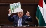 Tổng thống Palestine đề nghị LHQ tổ chức hội nghị quốc tế về Trung Đông