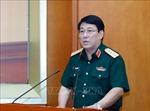 Chủ nhiệm Tổng cục Chính trị Quân đội nhân dân Việt Nam tiếp Đại sứ Ấn Độ tại Việt Nam