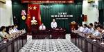 Khen thưởng Đoàn công tác hỗ trợ y tếcho thành phố Đà Nẵng chống dịch COVID-19