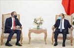 Thủ tướng: Anh là đối tác thương mại lớn của Việt Nam tại châu Âu