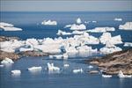 Lượng băng tan tại Greenland đang ở mức tồi tệ nhất trong 12.000 năm