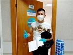 Người Việt tại Nga tham gia chương trình vaccine ngừa COVID-19
