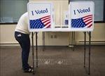 Bầu cử Mỹ 2020: Số phiếu bầu cử sớm gần bằng cuộc bầu cử năm 2016