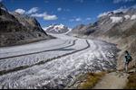 Ứng dụng theo dõi di tích khảo cổ sau khi băng tan trên dãy núi Alps, Thụy Sĩ