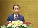 Cân nhắc việc mở rộng chủ thể ký thỏa thuận quốc tế về phía Việt Nam