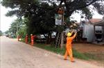 Thắp sáng đường quê, lắp điện miễn phí cho hộ nghèo