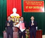 Ông Lê Ngọc Tuấn được bầu giữ chức Chủ tịch UBND tỉnhKon Tum