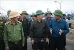 Phó Thủ tướng Trịnh Đình Dũng nhấn mạnh 'thời gian vàng'để phòng tránh bão và sơ tán dân