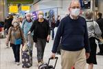 Sân bay Heathrow của Anh mất 'ngôi'sân bay bận rộn nhất châu Âu
