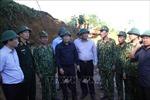Phó Thủ tướng Trịnh Đình Dũng đến Bắc Trà My trực tiếp chỉ đạo tìm kiếm, cứu nạn