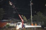 Bình Địnhkhắcphục xong sự cốlưới điện sau bão số 9