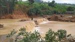 Cứu hộ công nhân Thủy điện Đắk Mi 2: Thời tiết khô tạnh thuận lợi cho tìm kiếm cứu nạn
