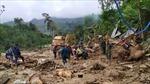 Vụ sạt lở đất ở Nam Trà My: Tìm thấy thêm hai thi thể nạn nhân ở thôn 1, xã Trà Leng