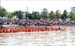Bế mạc tuần Lễ hội Óc Om Bóc - Đua ghe Ngo Sóc Trăng năm 2020