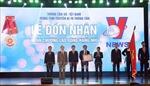 Truyền hình Thông tấn đón nhận Huân chương Lao động hạng Nhì