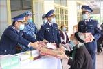 Cảnh sát biển tăng cường tình đoàn kết, gắn bó với đồng bào dân tộc, tôn giáo