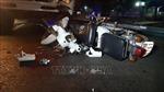 Xe máy tông trực diện xe tải khiến một người tử vong