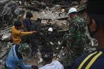 56 người thiệt mạng trong trận động đất có độ lớn 6,2 tại Indonesia