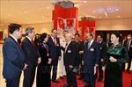 Lãnh đạo Đảng, Nhà nước dự phiên thảo luận các văn kiện Đại hội XIII của Đảng