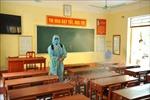 Điều chỉnh lịch học của học sinh để phòng, chống dịch COVID-19