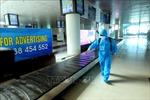 Hải Phòng: Đãcó 41 người đi cùng chuyến bay với BN2148 liên hệ, khai báo y tế