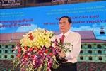 Phó Chủ tịch Thường trực Quốc hội Trần Thanh Mẫn chúc Tết Chôl Chnăm Thmây tại Cần Thơ