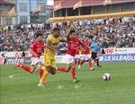 Đông Á Thanh Hóa may mắn có 1 điểm trước đội bóng TP Hồ Chí Minh