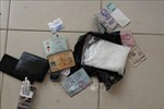 Bắt giữ nhiều đối tượng vận chuyển, tàng trữ ma túy