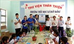 Trao tặng Tủ sách Đinh Hữu Dư cho các điểm trường khó khăn ở Gia Lai