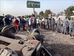 Ai Cập điều tra vụ tai nạn đường sắt nghiêm trọng tại tỉnh Qalioubia